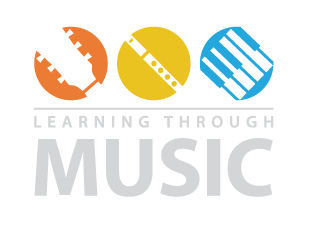 LTM Learning Through Music Logo transparent