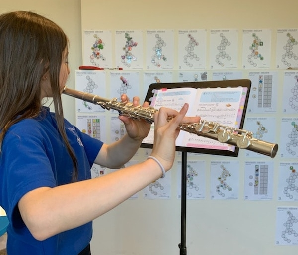 The flute is a beautiful instrument to play and listen to. Book a lesson in Adelaide at Learning Through Music