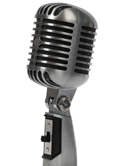 Learning Through Music microphone 1