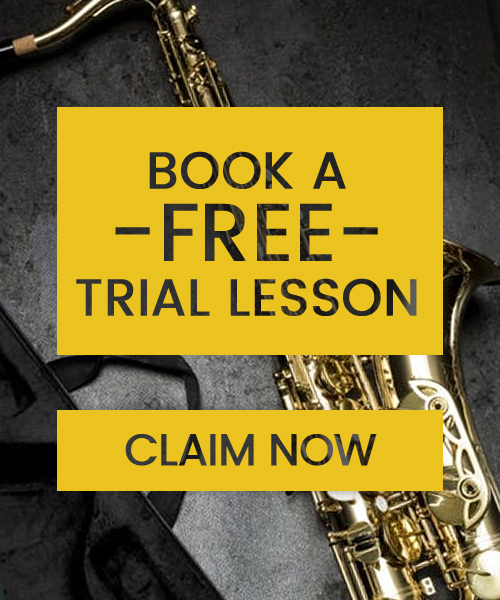 Learning Through Music Saxophone Lessons
